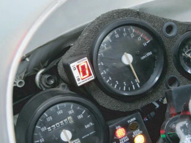 【PROTEC】SPI-H27 檔位指示器車種 専用套件 - 「Webike-摩托百貨」
