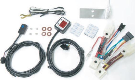SPI-H27 檔位指示器車種 専用套件