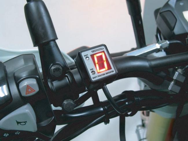 【PROTEC】SPI-H29 檔位指示器套件 - 「Webike-摩托百貨」
