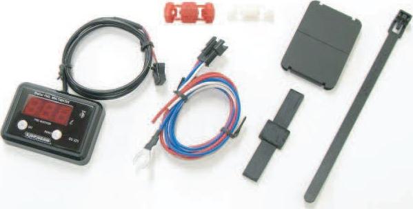 DG-K02數位燃料顯示表