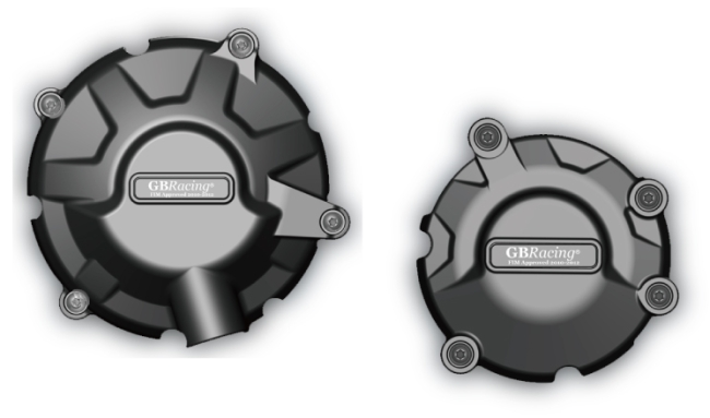 【GBRacing】發電機護蓋組 - 「Webike-摩托百貨」