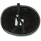 【MOTOBLUEZ】獨創裝飾用半罩安全帽(Eagle) 黑色