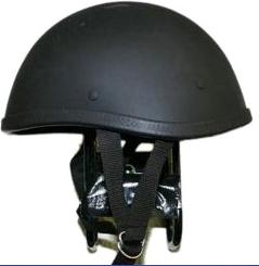 獨創裝飾用半罩安全帽(Smoky) 霧黑色