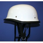 【MOTOBLUEZ】[Large Size] 獨創裝飾用半罩安全帽(German)