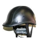 【MOTOBLUEZ】獨創裝飾用皮革半罩安全帽(Jockey)