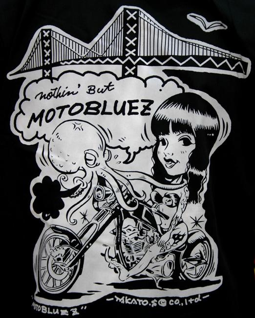 【MOTOBLUEZ】【HEAVY】Motobluez原廠工作衫 - 「Webike-摩托百貨」