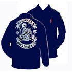 【MOTOBLUEZ】【HEAVY】Motobluez原廠Charity Coach外套(BORN TO BE MILD) 海軍藍