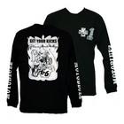【MOTOBLUEZ】【MOTOBLUEZ Original】Charity長T恤(GET YOUR KICKS)