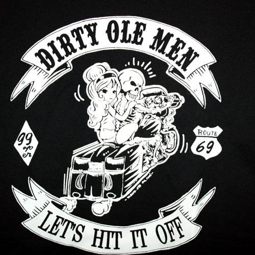 【MOTOBLUEZ】【MOTOBLUEZ Original】Charity工作衫(DIRTY OLE MEN) - 「Webike-摩托百貨」
