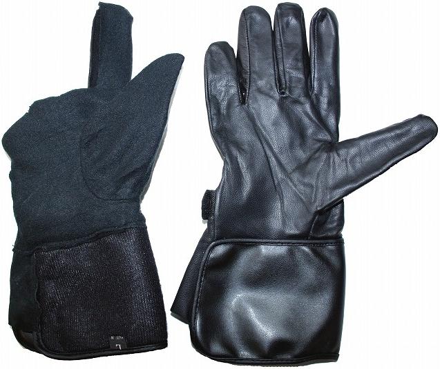 【MOTOBLUEZ】牛皮長手套 - 「Webike-摩托百貨」