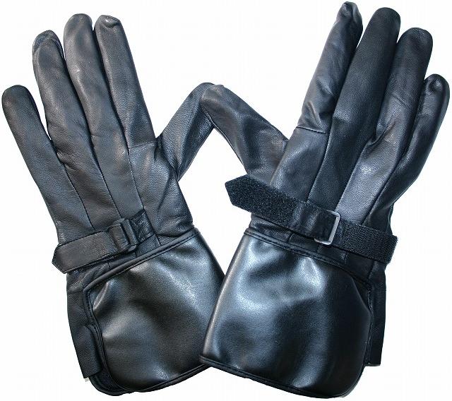 牛皮長手套