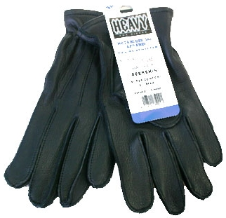【HEAVY】鹿皮手套  外縫線型式