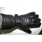 Motobluez [HEAVY] Deer Leather Waterproof Gauntlet Gloves EXTRA WARM