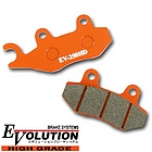 RISE CORPORATION EV - 250 HD High - grade Brake pad
