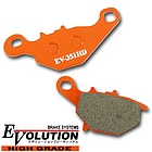 RISE CORPORATION EV - 351 HD High - grade Brake pad