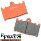 RISE CORPORATION EV - 344 HD High - grade Brake pad