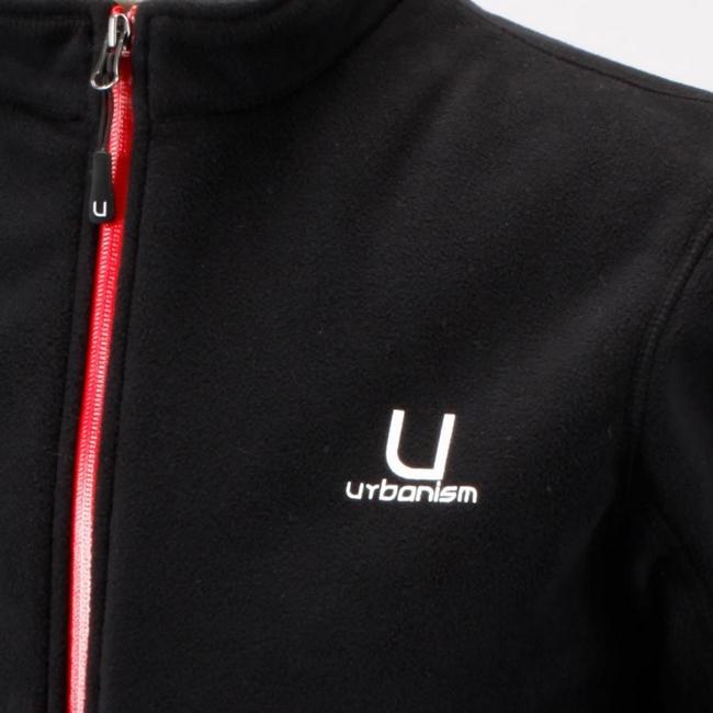 【urbanism】雙層刷毛內穿外套 - 「Webike-摩托百貨」
