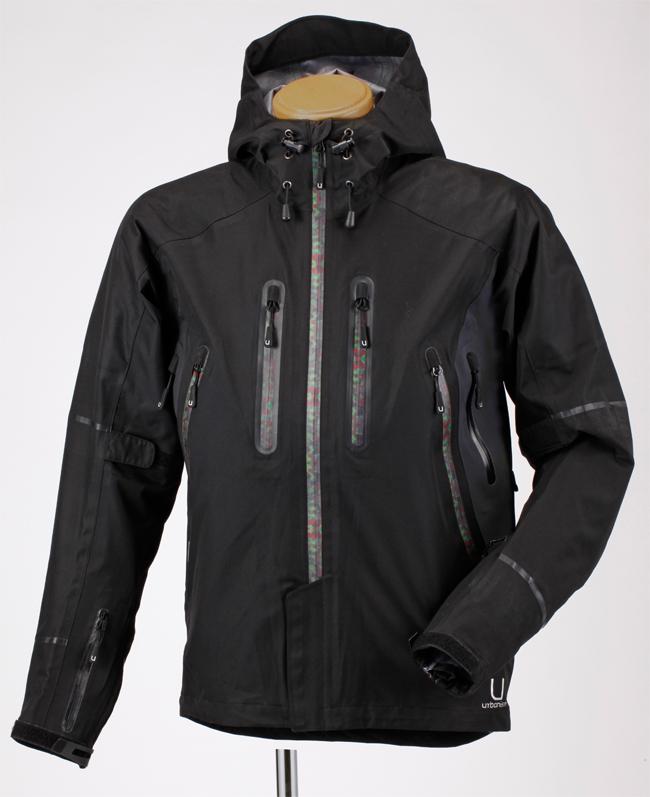 防水3層式外套