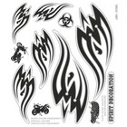 【ROUGH&ROAD】圖騰印刷裝飾貼組