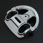 【RISE CORPORATION】電鍍把手固定底座外蓋