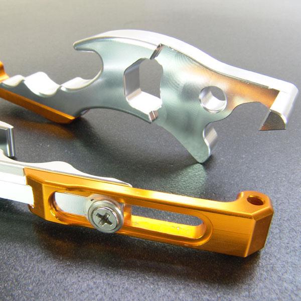 【RISE CORPORATION】鋁合金切削加工 Billet 煞車拉桿 - 「Webike-摩托百貨」