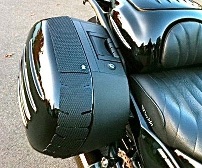 馬鞍箱保護貼片  High Fusion