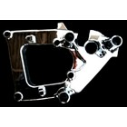 G'ROAD Plating swing arm cover