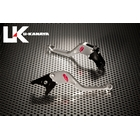U-KANAYA Short Wheel typeAluminum Billet leversSet [ CB 400 SS / CB 400 FOUR ( NC 36 ) Only]