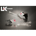 U-KANAYA Long Wheel typeAluminum Billet leversSet [ KLX 125 / D - TRACKER 125 [D + Lacquer 125] Only]