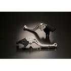 U-KANAYA Short Standard Type Aluminum Billet Lever Set [for ZRX1100/ZEPHYR1100/RS/ZRX10/ZRX1200DAEG]