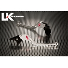 U-KANAYA Long Wheel typeAluminum Billet leversSet [W 650 only]