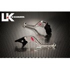 U-KANAYA Short Wheel typeAluminum Billet leversSet [W 650 only]