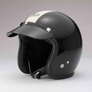 EXTRA BUCO 條紋四分之三安全帽