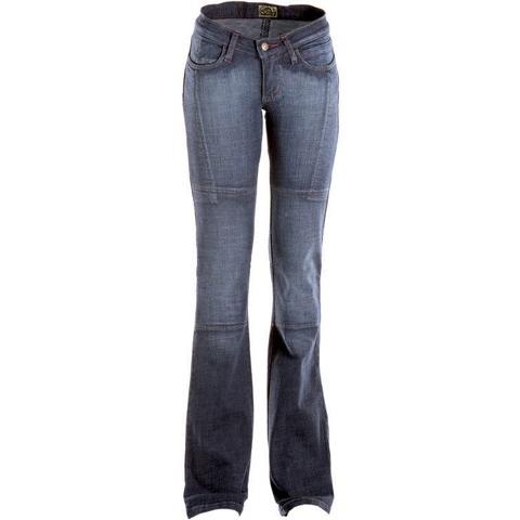 Draggin Jeans女用丹寧牛仔褲 「MINX 」付膝脛護具