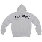 【AXO】連帽外套「EST 78」