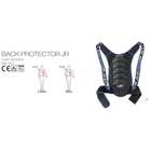 【AXO】護背 LEV.2 「BACK PROTECTOR JR」Junior model - 「Webike-摩托百貨」