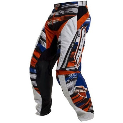 越野車褲「SLASH-X PANTS」