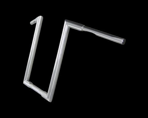 【Neofactory】16吋 Fat Z把手 鍍鉻 - 「Webike-摩托百貨」