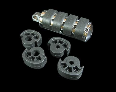 更換用腳踏桿橡皮/ ISO 大型