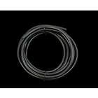【Neofactory】3/8吋 橡膠管 (黑) 10cm