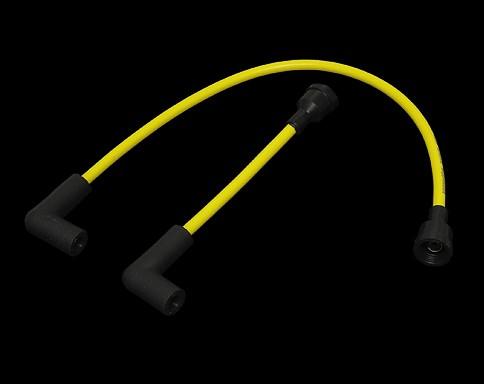 火星塞接頭含矽導線 EVO (黃色)