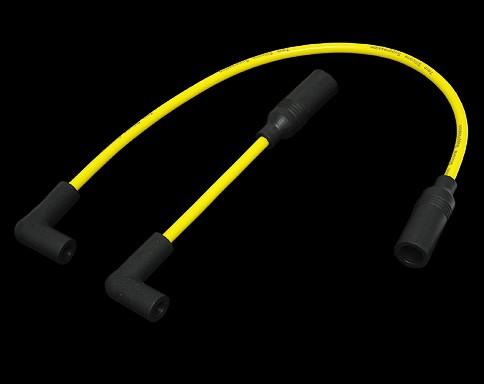 火星塞接頭含矽導線 TC (黃色)