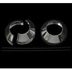 【Neofactory】35mm前叉用 分離式靴套 鍍鉻