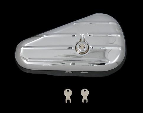 Teardrop 工具箱 右用 鍍鉻