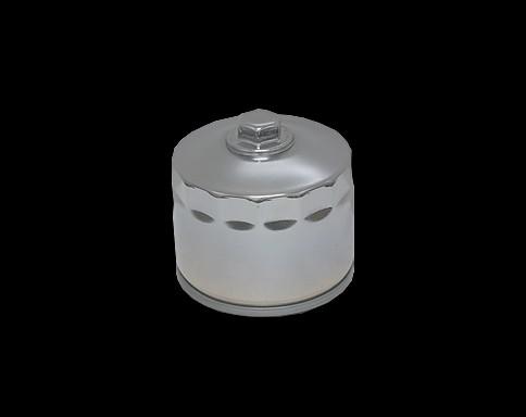 六角型 短版機油濾芯(鍍鉻)