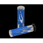 【Neofactory】Fire Pattern 火焰型握把套 藍色 電子控制油門用