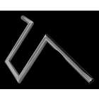【Neofactory】有凹痕 10吋 Narrow Z把手 鍍鉻