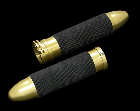Bullet握把套 黃銅