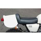 【OSCAR】APE100用 Saddlecloth 單座坐墊 (黒色塑膠)