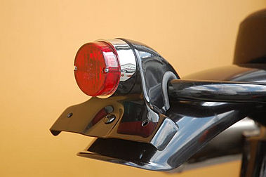 【OSCAR】尾燈 (圓型) - 「Webike-摩托百貨」